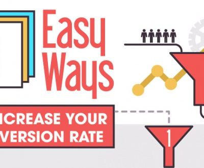 easy ways to increase conversion rate